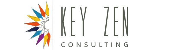 Logo Key zen consulting, coaching en Vendée